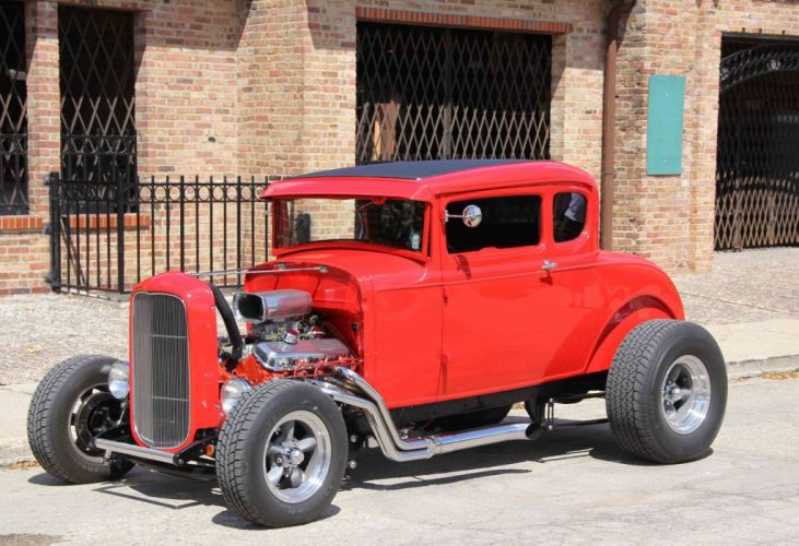 Hot rod cars modified classic wallpaper