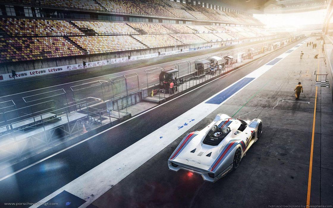 Porsche 908-04 Concept cars 2016 wallpaper
