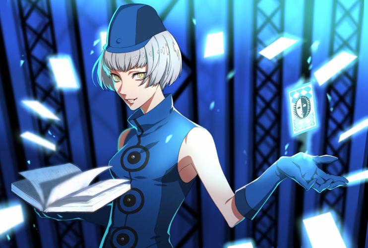 Shin Megami Tensei PERSONA 3 Elizabeth wallpaper
