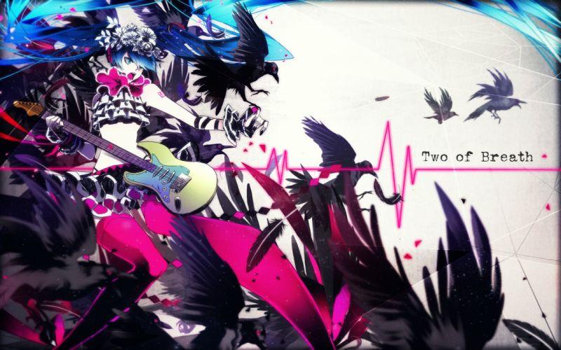Project DIVA F 2nd Vocaloid Hatsune Miku Widescreen Sleeveless Shirt wallpaper