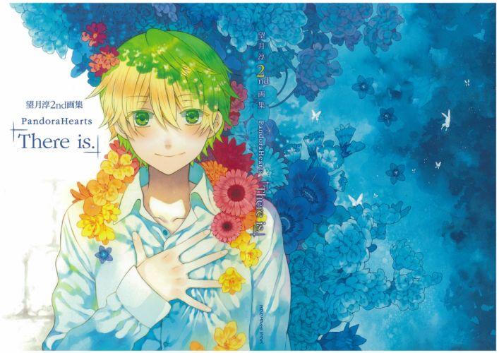 Mochizuki Jun Pandora Hearts wallpaper