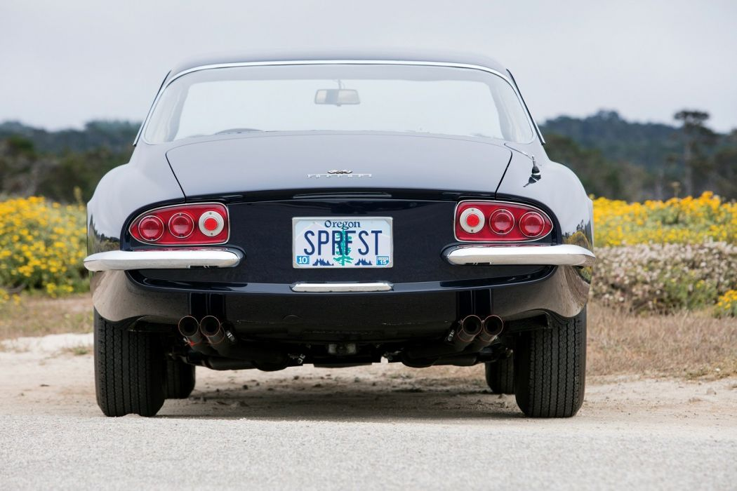 Ferrari 500 Superfast (Series I) cars 1964 wallpaper