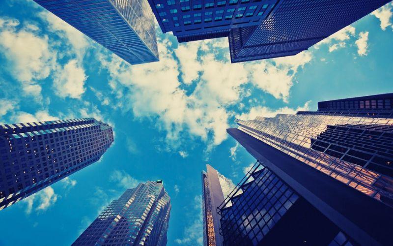 Skyscape beauty clouds wallpaper