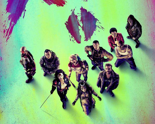 Suicide Squad Movie Film 2016 wallpaper