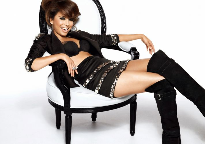 beautiful girl female women woman sexy babe model Eva Longoria n wallpaper