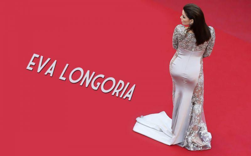 beautiful girl female women woman sexy babe model Eva Longoria h wallpaper
