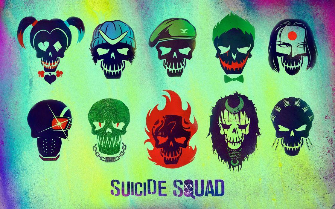 poster action comics d-c dc-comics fighting harley mystery quinn squad suicide superhero (25) wallpaper