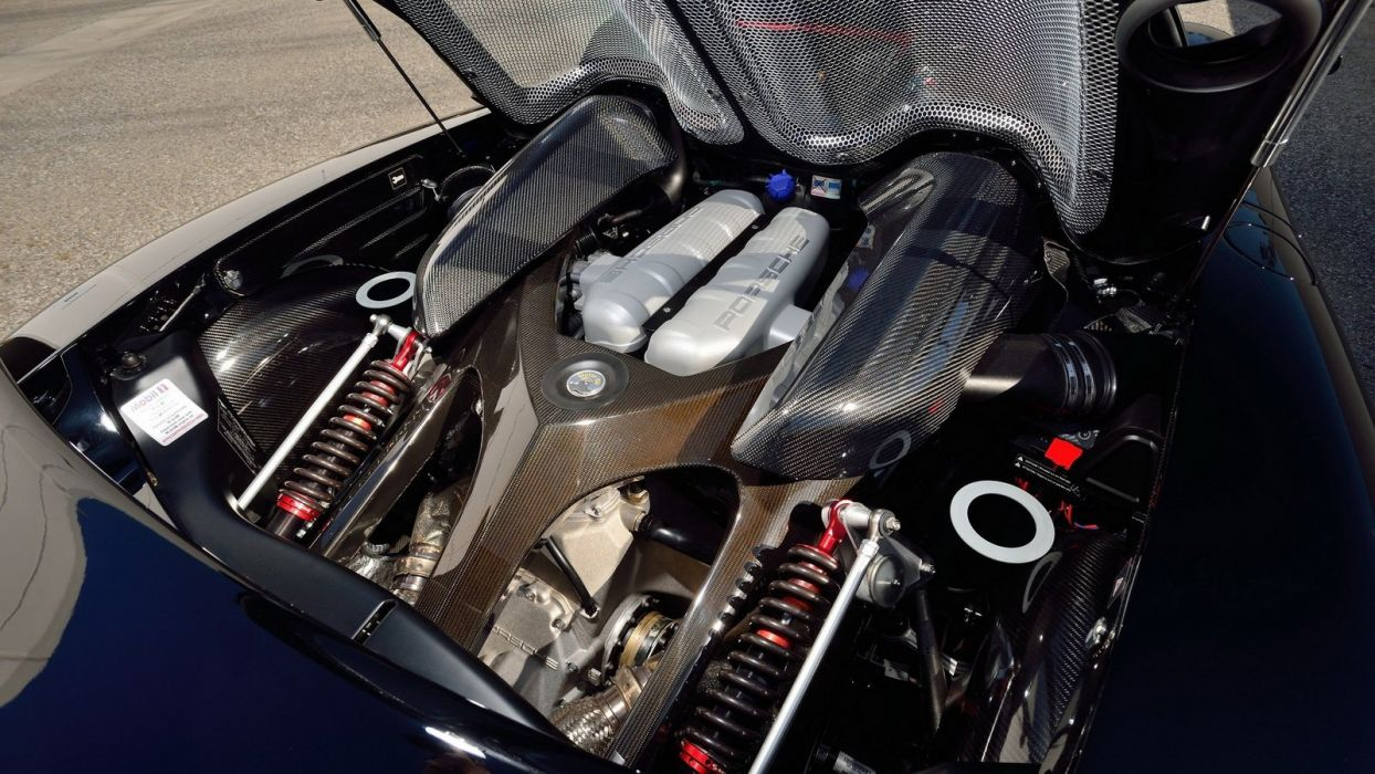 2005 Porsche Carrera GT cars supercars wallpaper