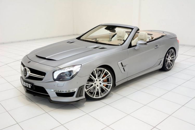 Brabus 800 Roadster cars modified 2016 wallpaper