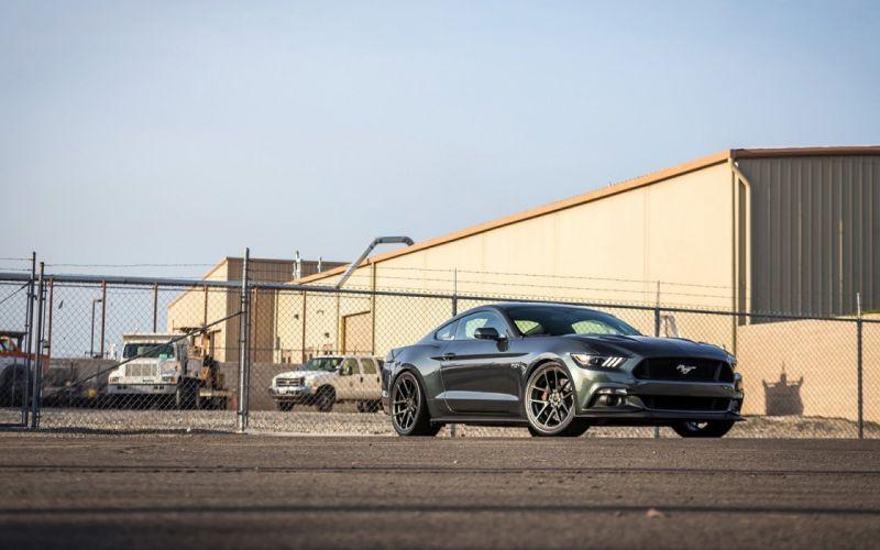 2016 Vorsteiner Ford Mustang GT cars wheels wallpaper