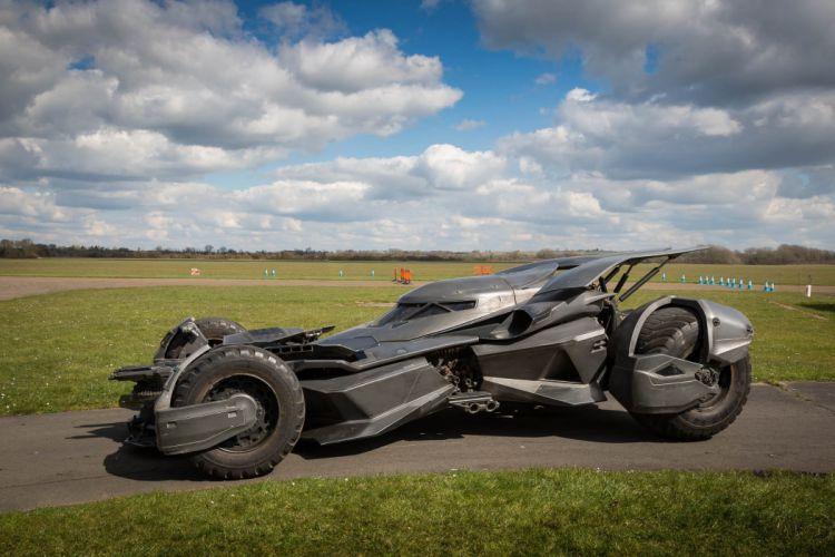 Batmobile cars movie batman 2016 wallpaper