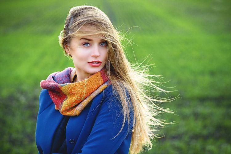beautiful girl female women woman sexy babe model adult blonde g wallpaper