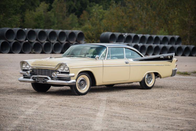 1958 Dodge wallpaper
