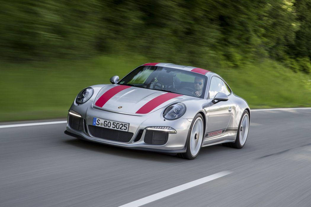 Porsche 911 R Worldwide (991) cars 2016 wallpaper