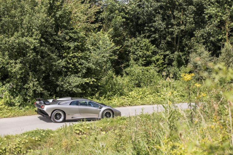 Lamborghini Diablo GT 1999 cars supercars wallpaper