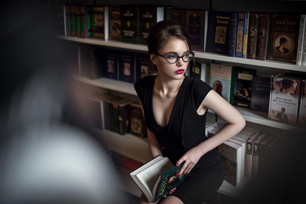 beautiful girl female women woman sexy babe model adult brunette g wallpaper