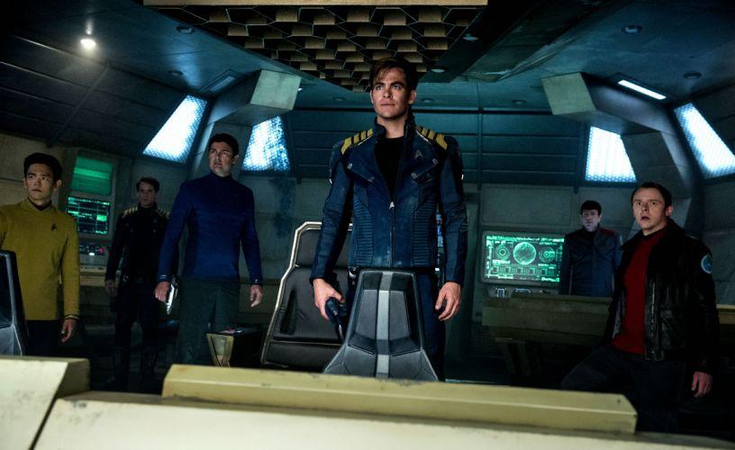 star trek sci-fi science fiction spaceship futuristic adventure series mystery (47) wallpaper