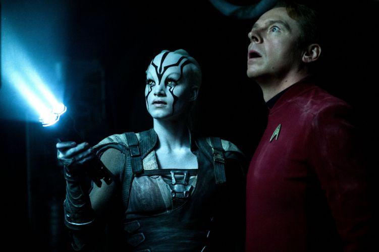 star trek sci-fi science fiction spaceship futuristic adventure series mystery (51) wallpaper