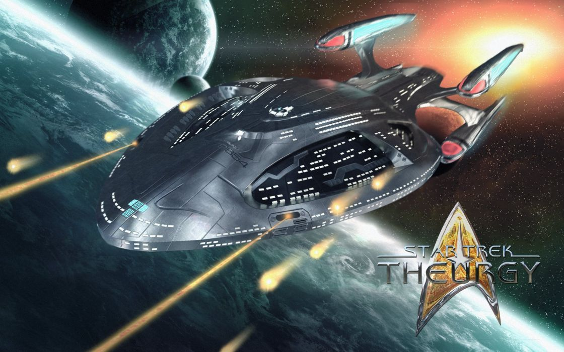 poster star trek sci-fi science fiction spaceship futuristic adventure series mystery (3) wallpaper