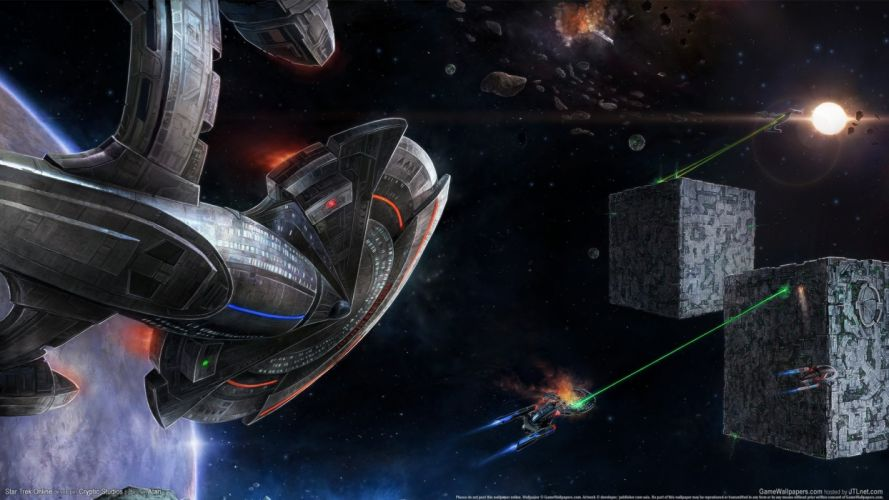 star trek sci-fi science fiction spaceship futuristic adventure series mystery (15) wallpaper