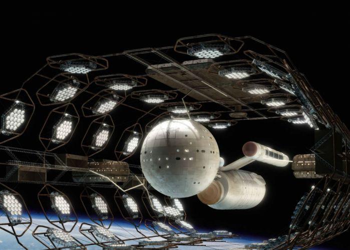 star trek sci-fi science fiction spaceship futuristic adventure series mystery (20) wallpaper