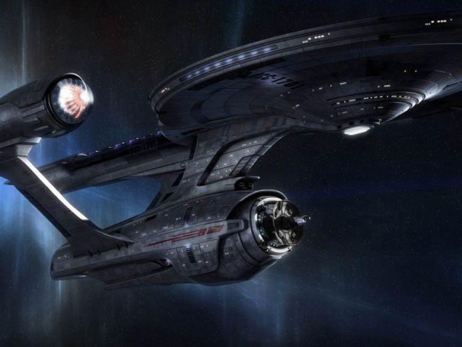 star trek sci-fi science fiction spaceship futuristic adventure series mystery (32) wallpaper