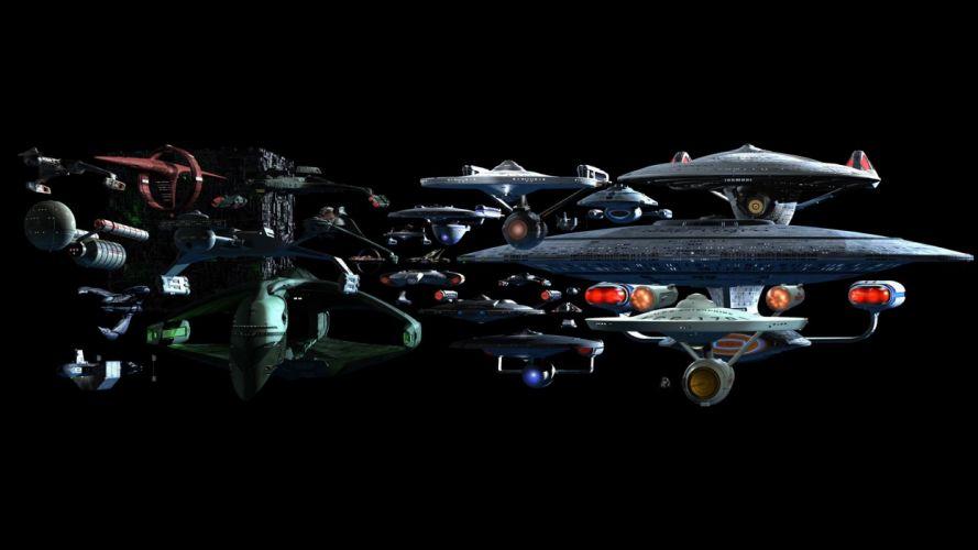 star trek sci-fi science fiction spaceship futuristic adventure series mystery (38) wallpaper