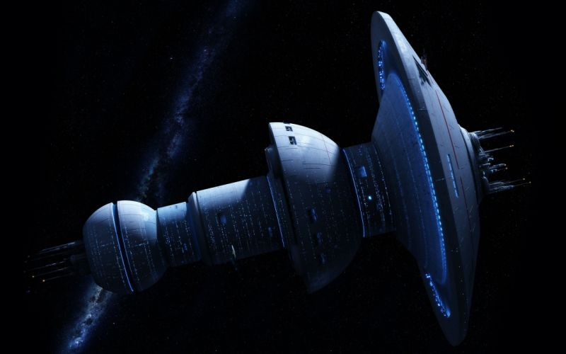star trek sci-fi science fiction spaceship futuristic adventure series mystery (66) wallpaper
