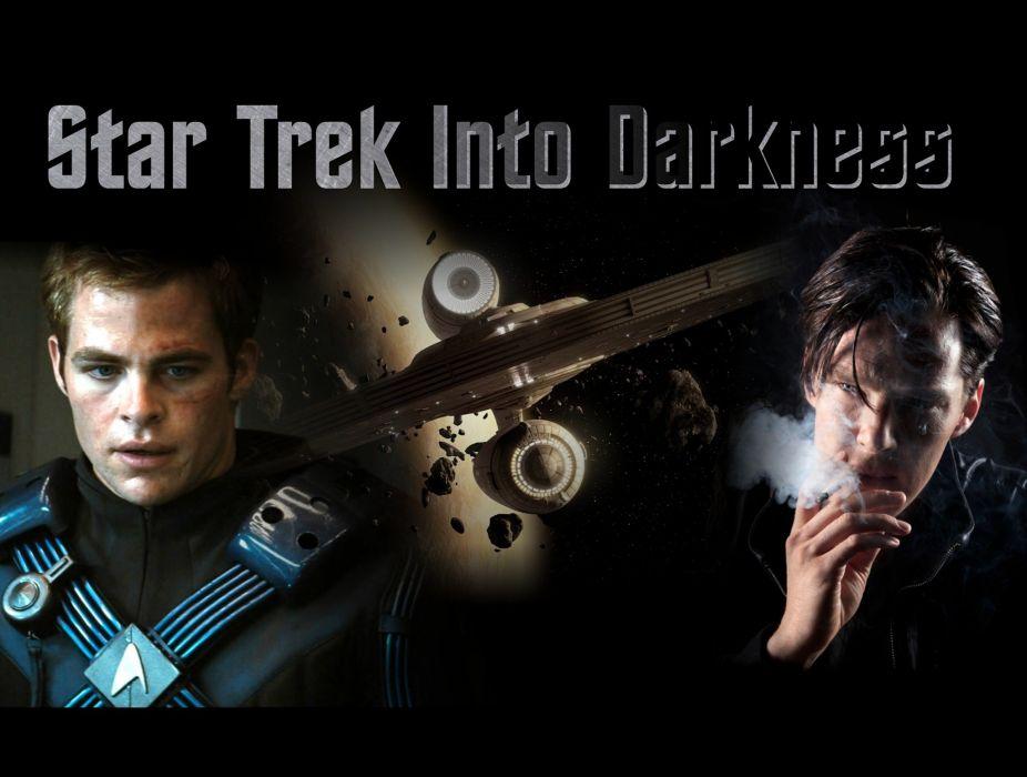 poster star trek sci-fi science fiction spaceship futuristic adventure series mystery (70) wallpaper