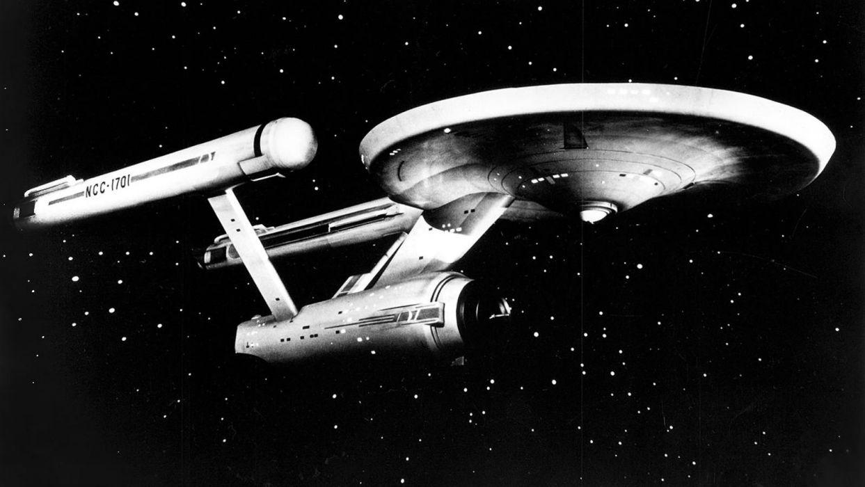 star trek sci-fi science fiction spaceship futuristic adventure series mystery (73) wallpaper