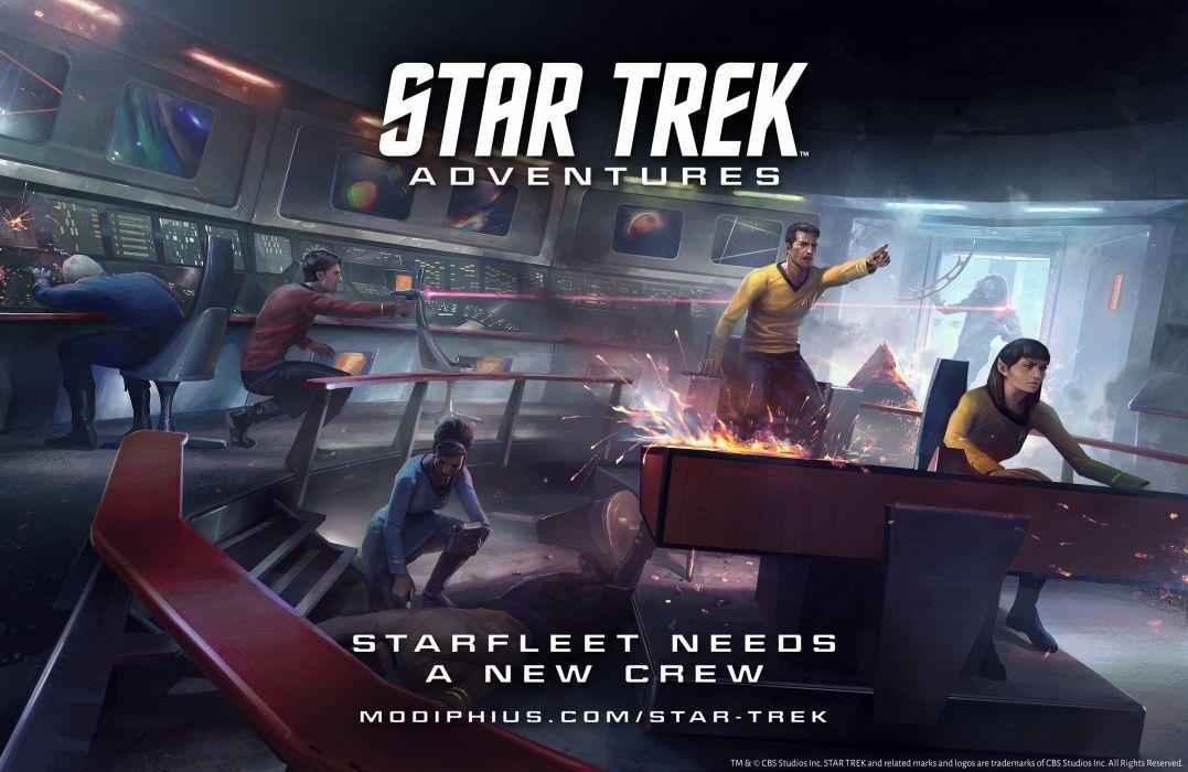poster star trek sci-fi science fiction spaceship futuristic adventure series mystery (68) wallpaper