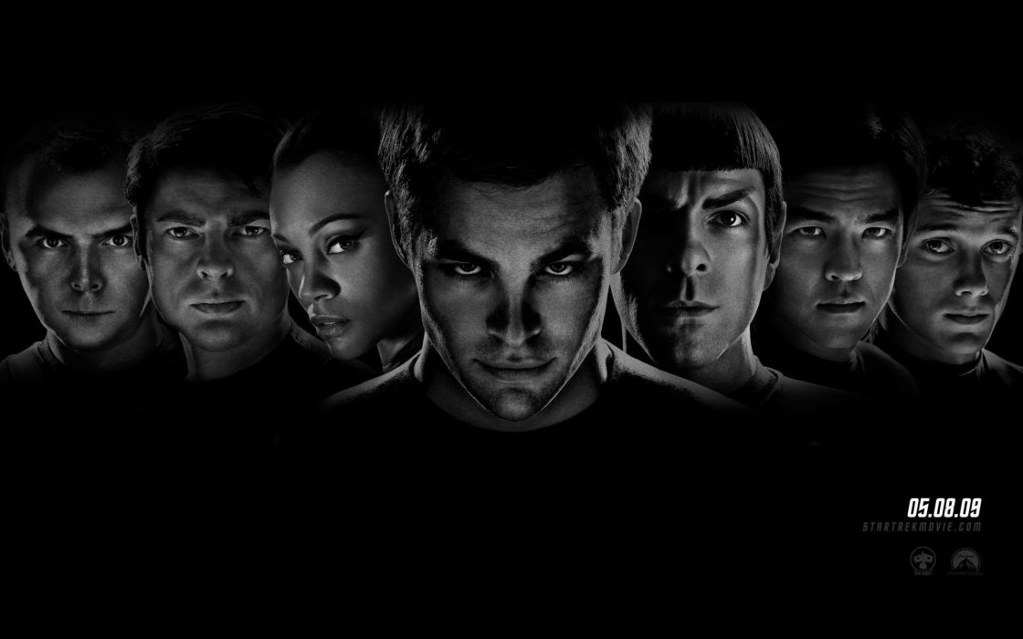 poster star trek sci-fi science fiction spaceship futuristic adventure series mystery (6) wallpaper