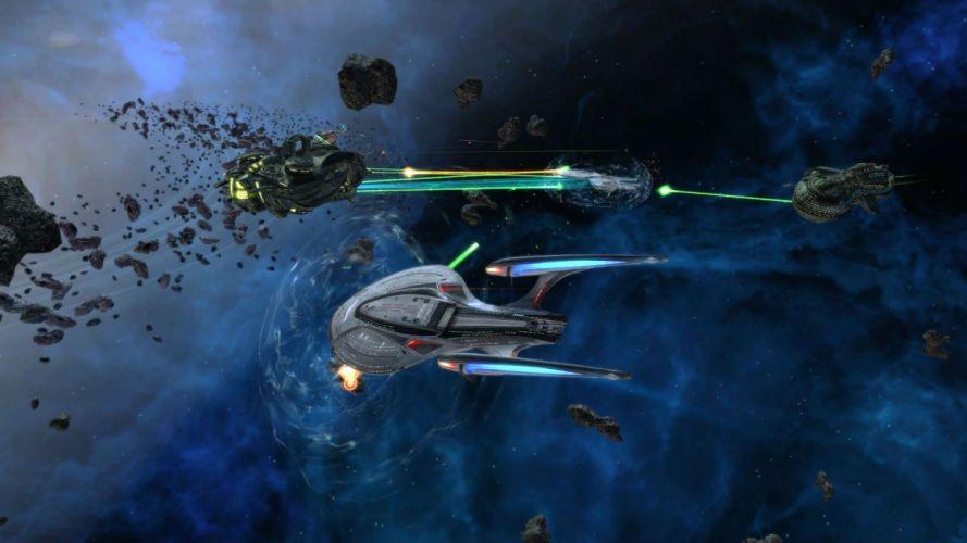 star trek sci-fi science fiction spaceship futuristic adventure series mystery (28) wallpaper
