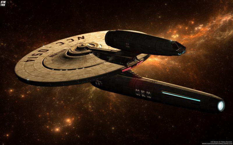 star trek sci-fi science fiction spaceship futuristic adventure series mystery (57) wallpaper