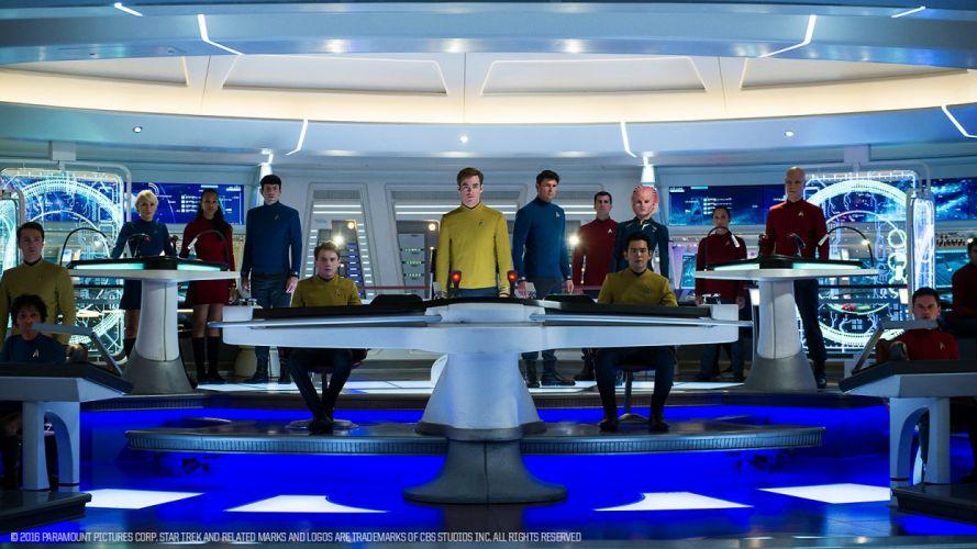 star trek sci-fi science fiction spaceship futuristic adventure series mystery (53) wallpaper