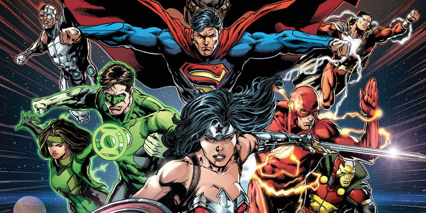 JUSTICE LEAGUE 1jlm d-c dc-comics action fighting adventure superhero heroes fantasy sci-fi warrior comics wallpaper