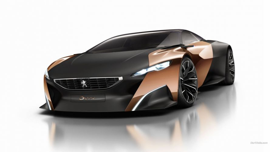 coche frances peugeot concepto wallpaper