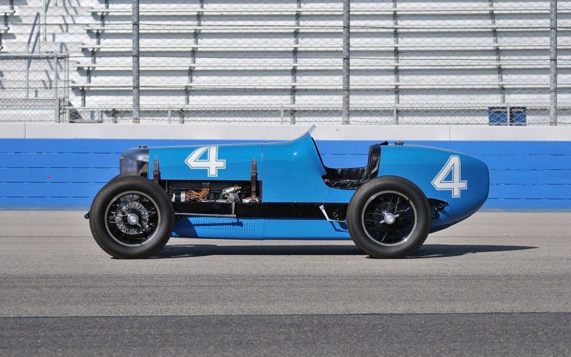 1932 Hupp Comet Indy Cars race wallpaper