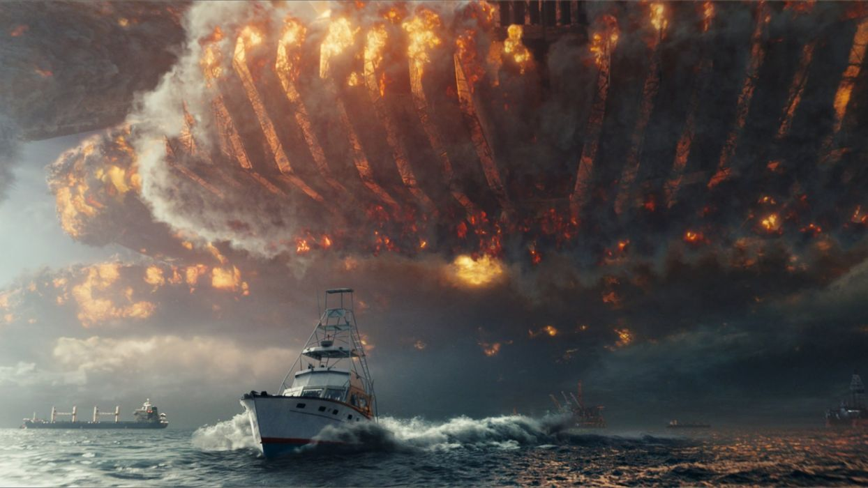 Independence Day Resurgence sci-fi futuristic action thriller alien aliens adventure space spaceship wallpaper