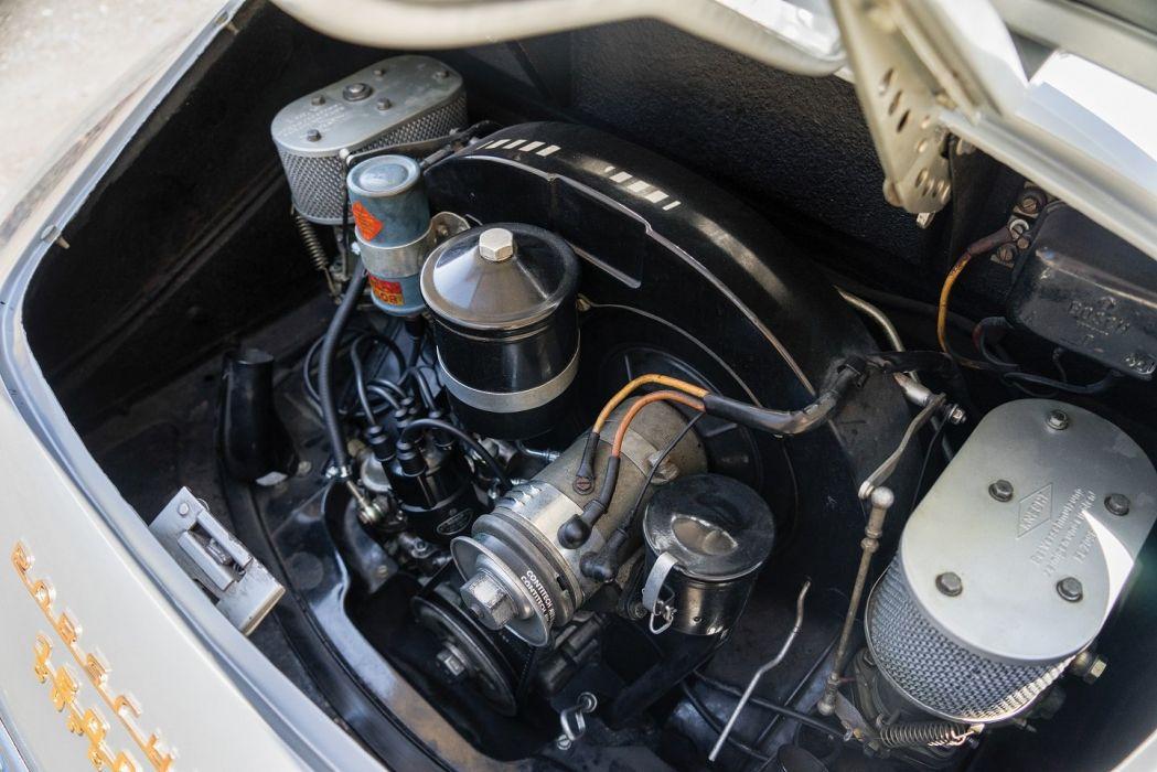 Porsche 356A 1600 Super Speedster Reutter (T2) cars 1958 wallpaper