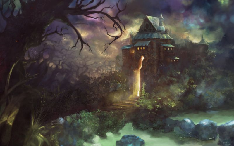 FANTASY art artwork original wallpaper fantastic wallpaper