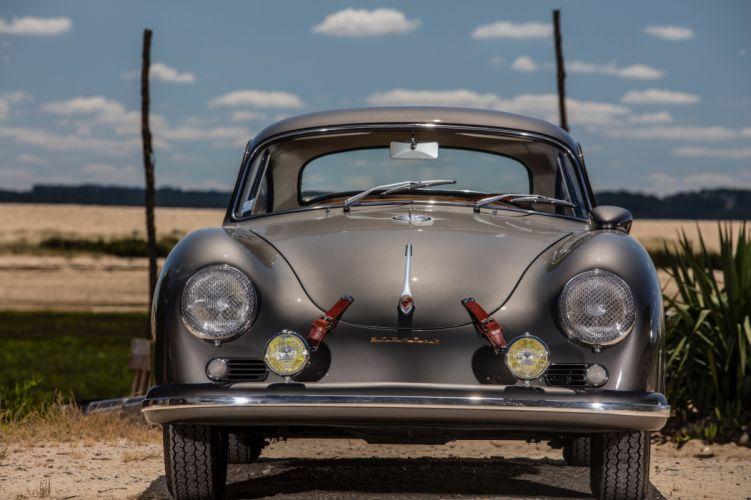 Porsche 356A 1500 GS Carrera GT Coupe (T1) cars 1955 wallpaper