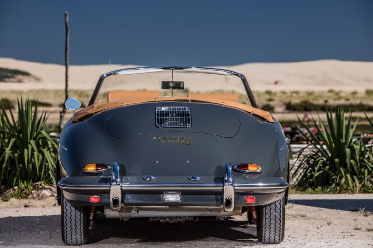 Porsche 356B 1600 Super 90 Roadster (T5) cars 1959 wallpaper