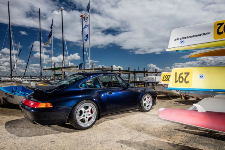 Porsche 911 Carrera RS Coupe (993) cars 1995 wallpaper