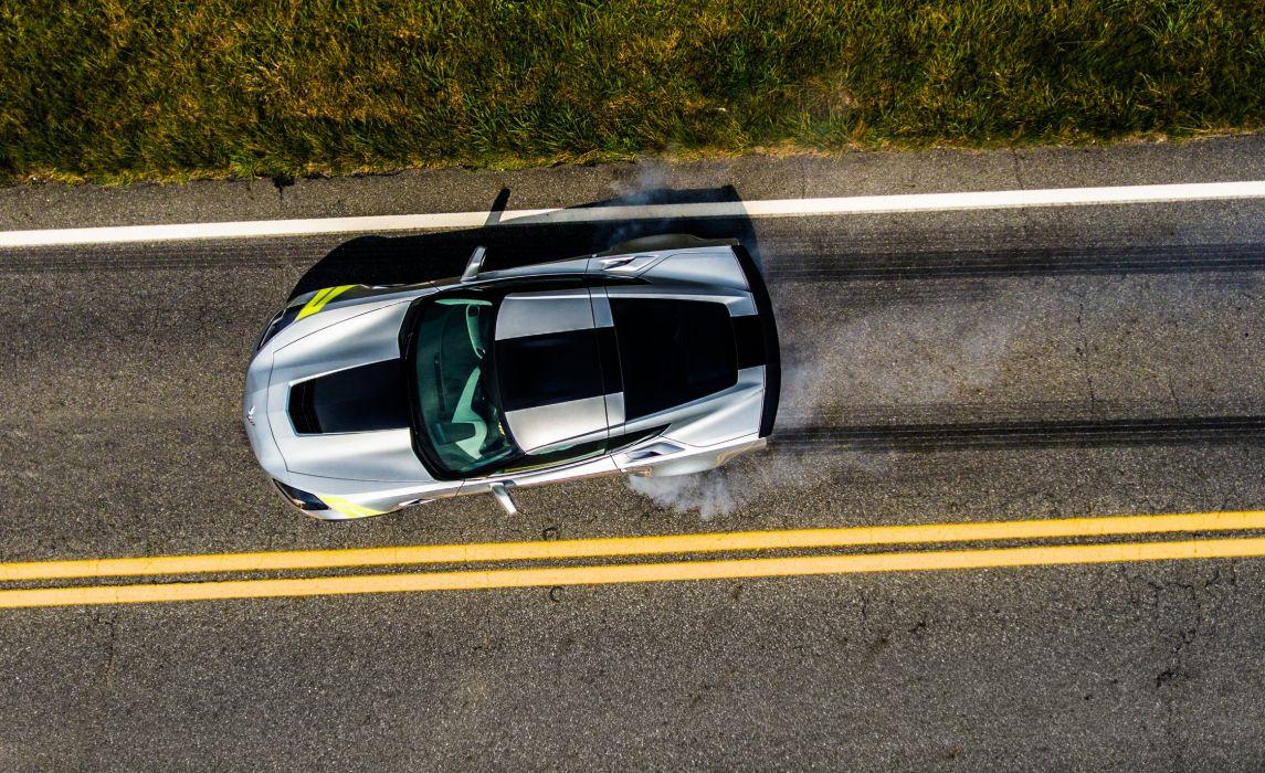 2016 Chevrolet Corvette Grand Sport cars (C7) wallpaper