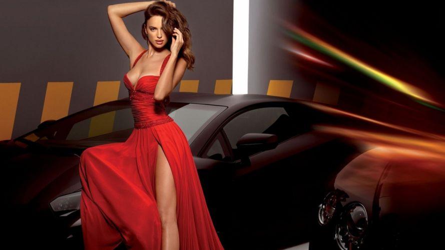 beautiful girl female women woman sexy babe model brunette g wallpaper
