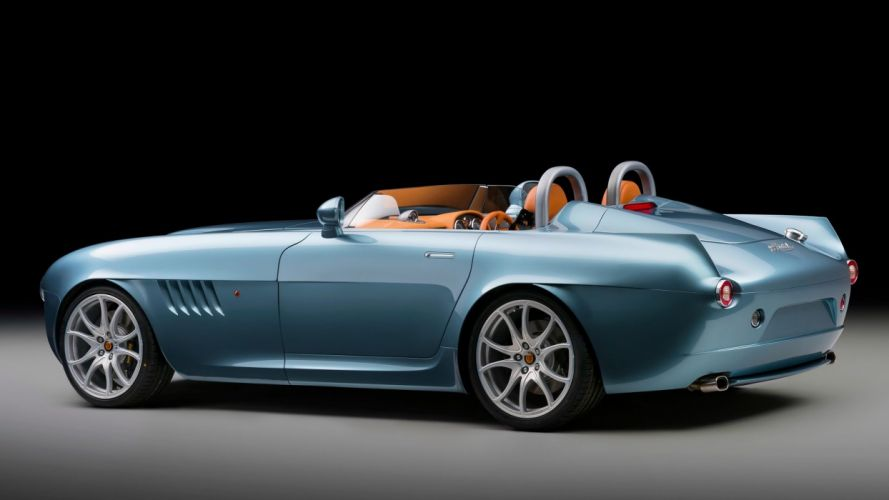 Boot Bristol Bullet cars 2016 roadster wallpaper