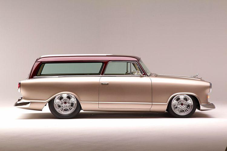 1959 Rambler American Wagon cars classic wallpaper