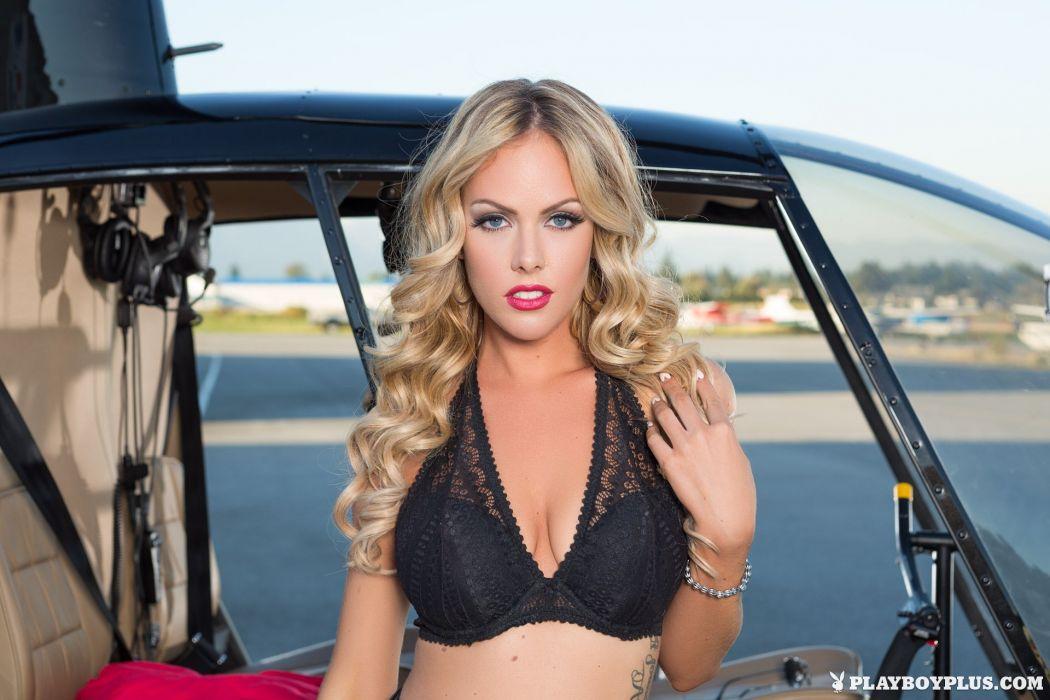 beautiful girl female women woman sexy babe model adult blonde tattoo face f wallpaper
