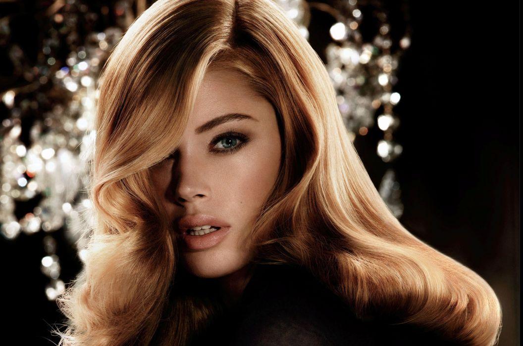 beautiful girl female women woman sexy babe model redhead face b wallpaper